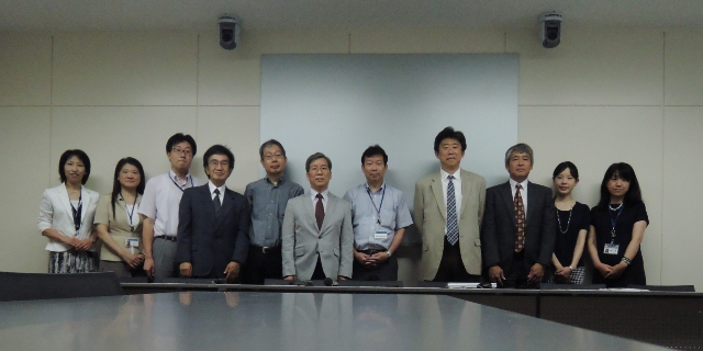 Tokyo Tech Committee in 2015 TAIST - Tokyo Tech Opening Ceremony