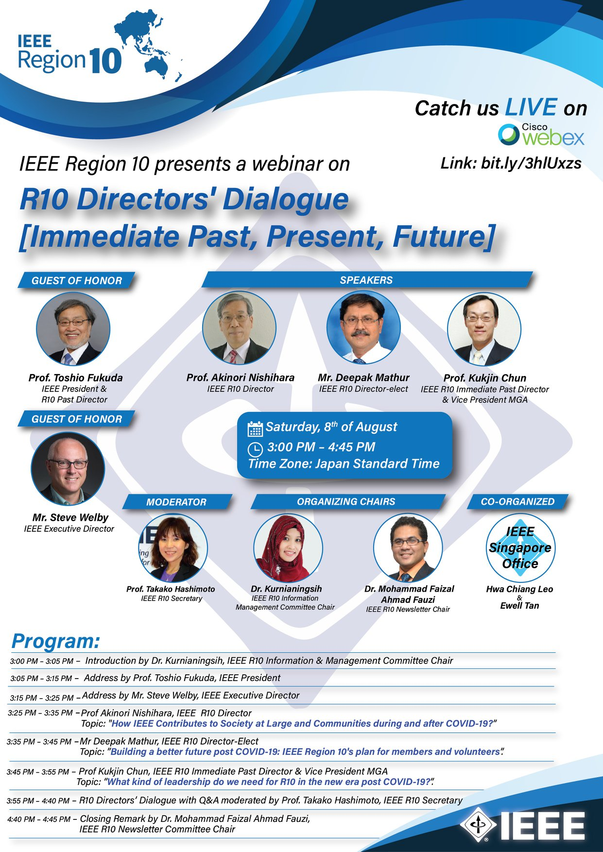 IEEE Region 10 Directors Dialogue