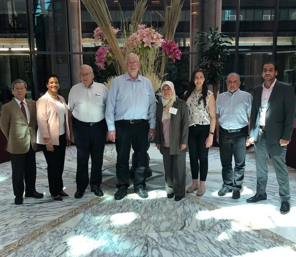 IEEE MGA GUOS Committee members