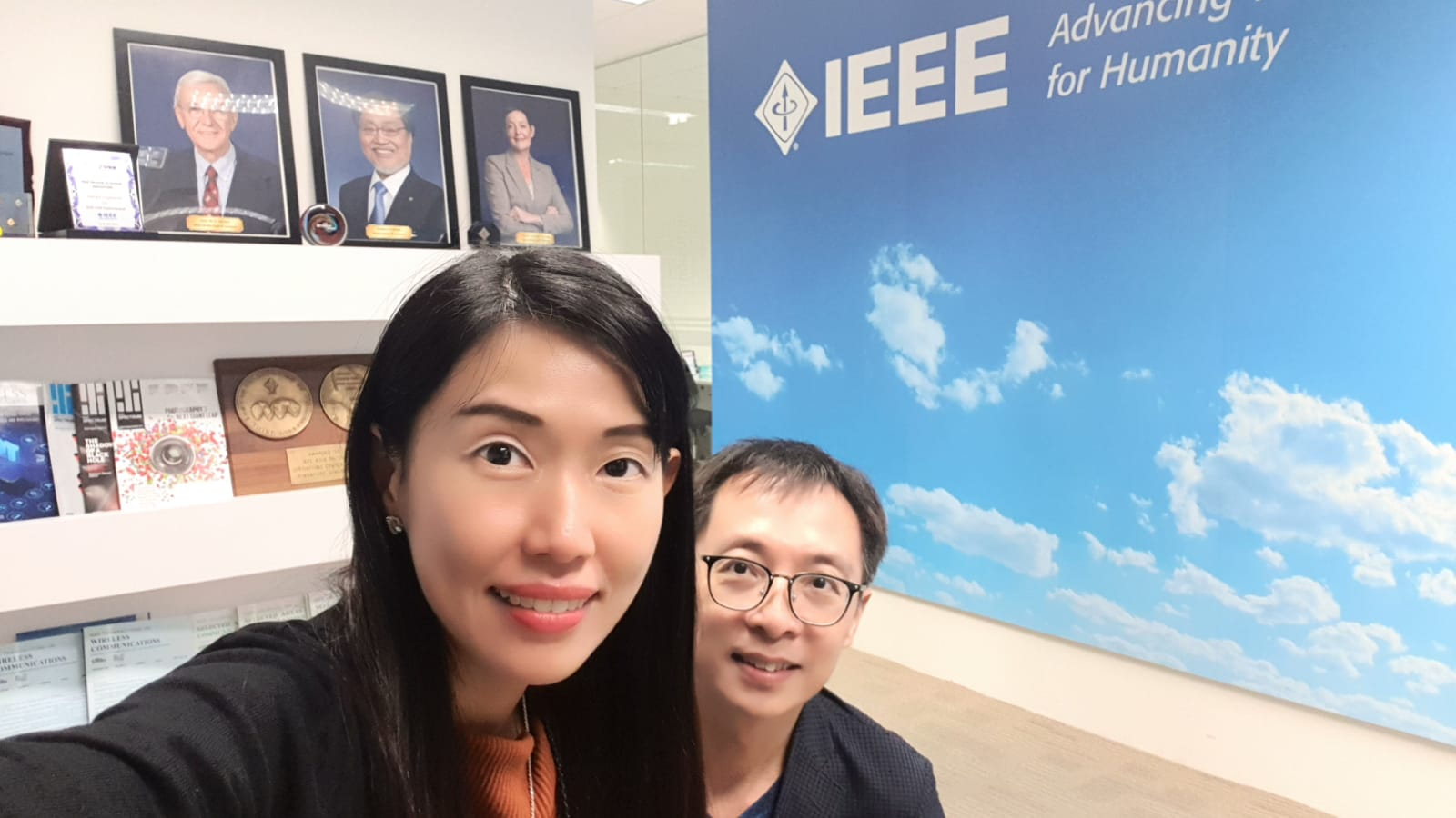 IEEE Singapore Office team to support IEEE Region 10 Meeting 2020
