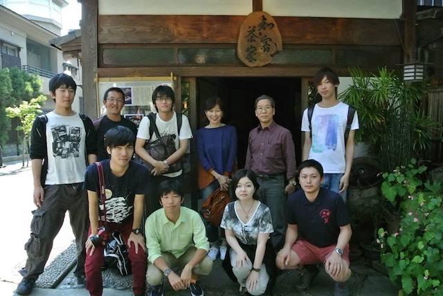 Lab Seminar Trip t0 Hakone 2014