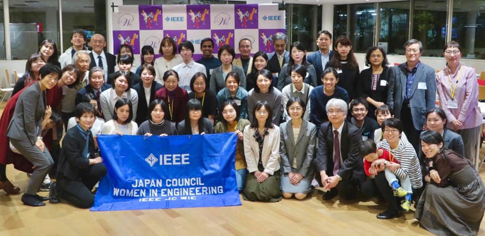 WIE2019 at Tsuda College
